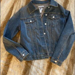 GAP jeans denim jacket NWOT size M